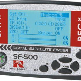 Crveni orao TV-SAT DVB-S DVB-S2 Digitalni satelitski pretraživač SF-500