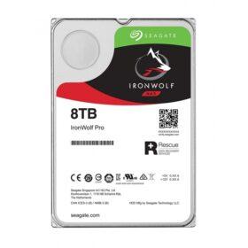 Seagate HDD IronWolf Pro NAS 8TB Sata III 256MB D ST8000NE001