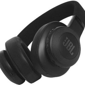 JBL Bluetooth slušalice za uši E55BT (crne)