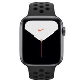 Apple Watch 5 44mm SG Alu futrola s antracitom / crnom Nike MX3W2FD / A