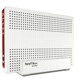 AVM FRITZ! BOX 6591 bežični usmjerivač s 4 porta, prekidač 20002857