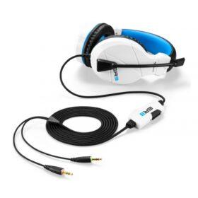 Sharkoon Headset Rush ER3 Bijela 4044951021802