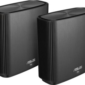 ASUS WiFi usmjerivač ZenWiFi AC (CT8) AC3000 set od 2 crne 90IG04T0-MO3R20