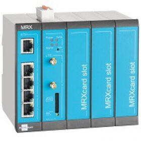 INSYS MRX5 LTE 1.1 Industrijska cel. usmjerivač w. NAT VPN vatrozid 5 10017037