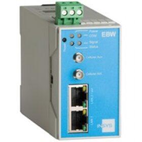 INSYS EBW-L100 usmjerivač WWAN 2-portni prekidač 1.2 10016058