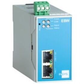 INSYS EBW-E100 1.2 usmjerivač i DIN-Schiene Montierbar 10014546