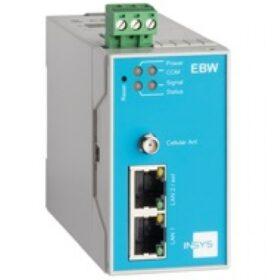 INSYS EBW-H100 1,2 usmjerivač WWAN-2-portni prekidač 10014545