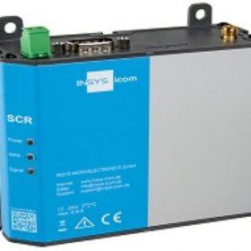 INSYS SCR-L200 1.1 Industrijski stanični usmjerivač 10020728