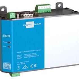 INSYS ECR-LW300 1.0 ECR-EW300 1.0 Industrijski LAN-WLAN usmjerivač 10021494