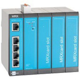 INSYS MRX5 LAN 1.1 Industrijski LAN usmjerivač s NAT VPN vatrozidom 5 10017036