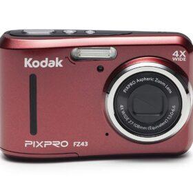 Kodak Friendly Zoom FZ43 crvena - FZ43 CRVENA
