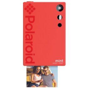 Polaroidna metvica 2u1 crvena Kamera + Drucker - POLSP02R