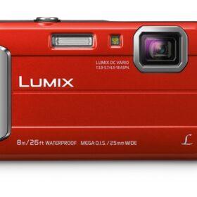 Panasonic Lumix DMC-FT30 trulež - DMC-FT30EG-R