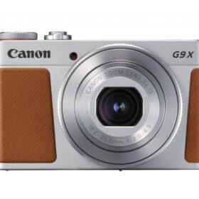 Canon PowerShot G9X Mark II srebrni - 1718C002