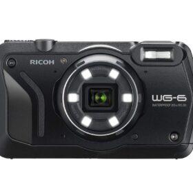 Ricoh WG-6 schwarz - 3842