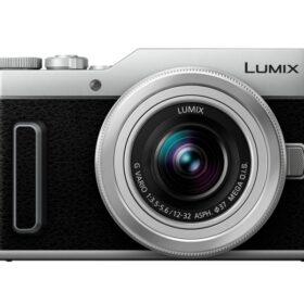 Panasonic Lumix DC-GX880 Kit schwarz / silber + H-FS 12-32 mm - DC-GX880KEGS