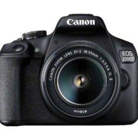 Canon EOS 2000D Kit + EF-S 18-55 IS II - 2728C003