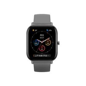 Xiaomi Amazfit GTS Smartwatch 42 mm lava siva EU - W1914OV3N