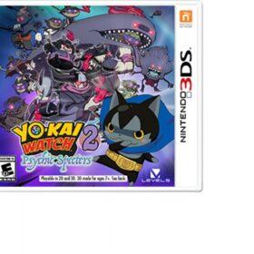 Nintendo 3DS YO-KAI sat 2 Kräftige Seelen 2236840