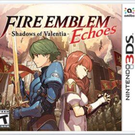 Nintendo 3DS Vatreni amblem odjekuje sjenama Valentije 2236940