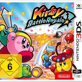 Nintendo 3DS Kirby Battle Royale 2238640