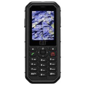Caterpillar CAT B26 Dual-SIM-Outdoor praktičan 32 GB crni CB26-DAE-EUA-EN