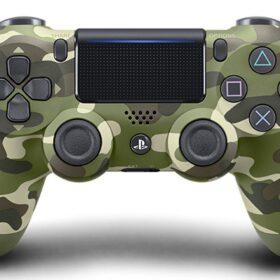 Sony Playstation PS4 kontroler Dual Shock bežični zeleni camo - PS4 CONTR CAMO
