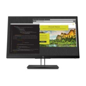 60,5 cm / 23,8 (1920x1080) HP Z24nf Full HD IPS 5 ms HDMI VGA DP Pivot 3xUSB crni zaslon mit schmaler