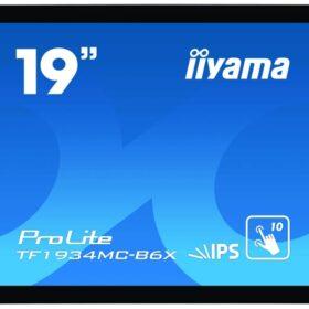 IIYAMA 48,0 cm (19) TF1934MC-B6X 54 M-Touch HDMI + DP + USB TF1934MC-B6X