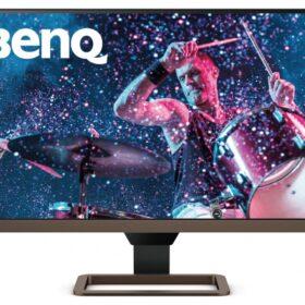 _BenQ 68,6 cm EW2780U 169 USB-C / HDMI / DP smeđi metal. UHD 9H.LJ7LA.TBE