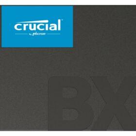 Presudno BX500 - 2000 GB - 2,5 inča - 540 MB / s - 6 Gbit / s CT2000BX500SSD1