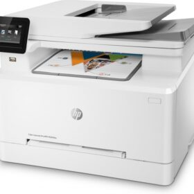 HP Color LaserJet Pro MFP M283fdw Multifunktionsdrucker 7KW75A B19