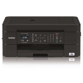 Brother MFC-J491DW MFC inkjet multifunkcijski uređaj za tiskanje u boji MFCJ491DWG1