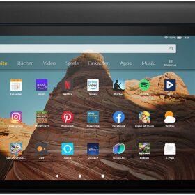 Amazon Fire HD 10 32 GB crna uklj. Alexa 10inch w / SO Android - Tablet - 2 GHz B07KD8R6MJ