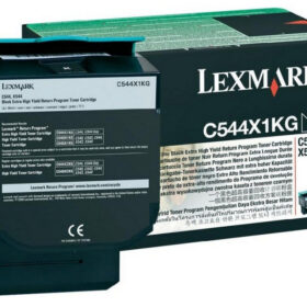 Lexmark - 6000 stranica - Crna C544X1KG