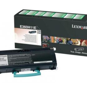 Lexmark E360H11E - 9000 stranica - Crna - 1 kom E360H11E