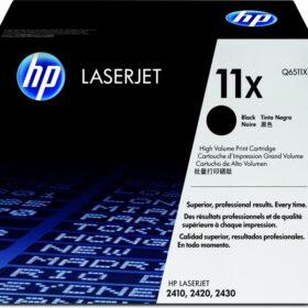 HP 11X-12000 stranica-Crna-1 kom Q6511X