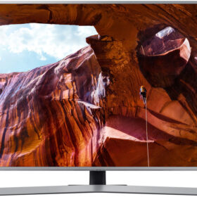 Samsung TV 43 UE43RU7472 (4K HDR + 2000PQI Smart)