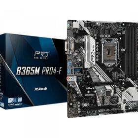 ASROCK B365M PRO4-F Matična ploča mikro ATX 90-MXBB30-A0UAYZ