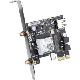 Gigabyte GC-WBAX200 WLAN i Bluetooth 5.0 PCIe x1 PCI GC-WBAX200 REV1.0