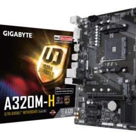 GIGA GA-A320M-H AM4 / DDR4 / µATX - GA-A320M-H