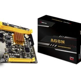 Biostar MB A68N-2100E (E1-2150, mITX, DDR3, AMD) A68N-2100E
