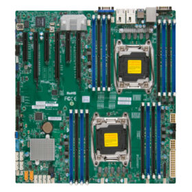 Super mikro poslužitelj MB 2xLGA 2011 / E-ATX / 2x10Gb LAN X10DRI-T MBD-X10DRI-TO
