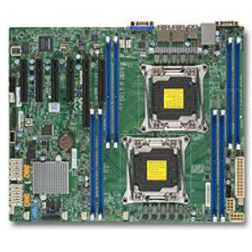 Supermicro ATX matična ploča - Skt 2011 Intel® C612 - 512 GB DDR4 MBD-X10DRL-IO