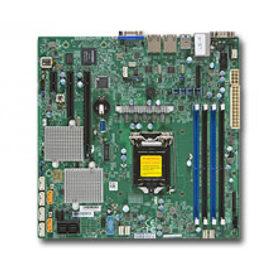 Super mikro poslužitelj MB 1xLGA 1151 / mATX / 2x1Gb LAN X11SSL-CF MBD-X11SSL-CF-O