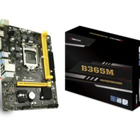 Biostar MB B365MHC (B365, S1151, mATX, DDR4, Intel) B365MHC