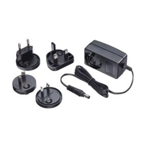 Lindy 73832 -100-240 V- 50/60 Hz 15 W 12 V Crna AC-to-DC 73832