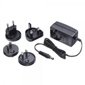 Lindy 73848 unutarnja 100-240 V 50/60 Hz - 5 V crna AC-to-DC 73848