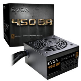 EVGA 450W 450 BR (80 + Bronca) 100-BR-0450-K2