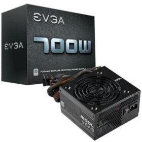 EVGA 700W (80+) 12cm Lü nakon 100-W1-0700-K2